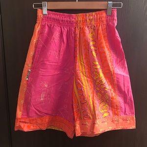 Vintage High Waisted Vacation Shorts 😎